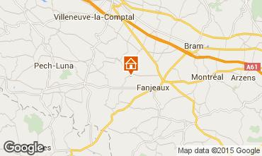 Mapa Carcassonne Casa 21628