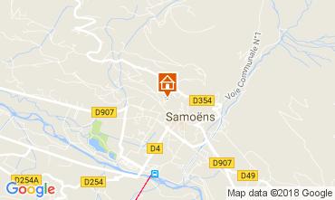 Mapa Samoëns Estudio 113338