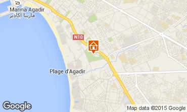 Mapa Agadir Apartamento 53831