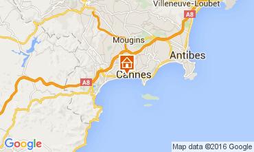 Mapa Cannes Apartamento 104812