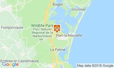 Mapa Sigean Casa 117041
