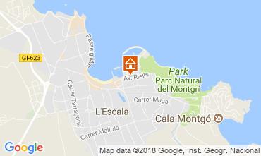 Mapa La Escala Apartamento 114242