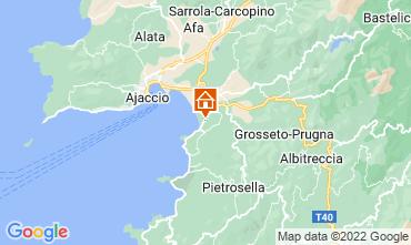 Mapa Ajaccio Apartamento 99887