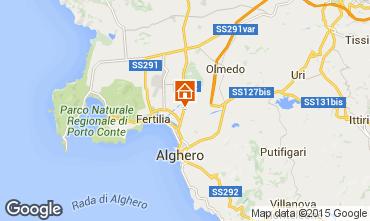 Mapa Alghero Casa 94774