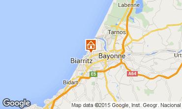 Mapa Biarritz Apartamento 10568