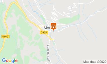 Mapa Morzine Apartamento 27838