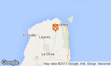 Mapa Corralejo Villa 69895