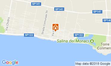Mapa San Pietro in Bevagna Apartamento 113229
