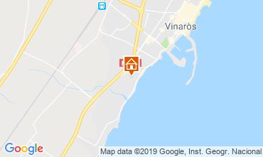 Mapa Vinaroz Villa 11347