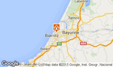 Mapa Biarritz Casa 59658