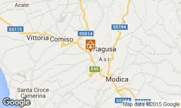 Mapa Ragusa Casa 23150