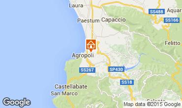 Mapa Agropoli Villa 62652