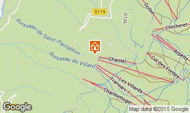 Mapa Les Arcs Estudio 68091