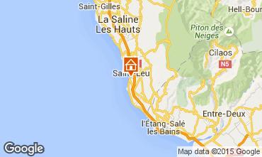 Mapa Saint Leu Estudio 73583