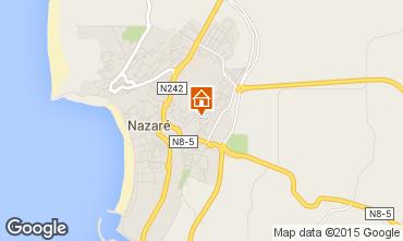 Mapa Nazaré Villa 78696