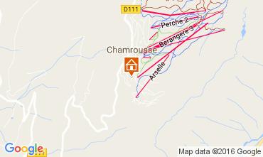 Mapa Chamrousse Apartamento 16753