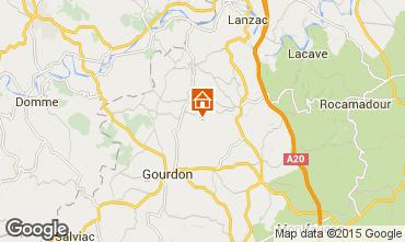 Mapa Rocamadour Casa 92831