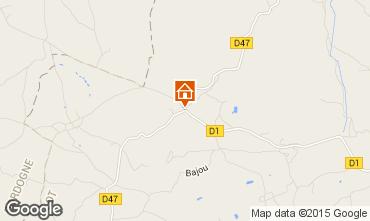 Mapa Rocamadour Casa 42060