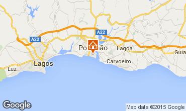 Mapa Praia da Rocha Apartamento 84039