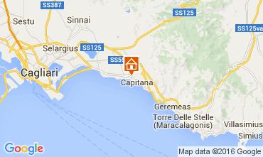 Mapa Quartu Sant'Elena Villa 106179