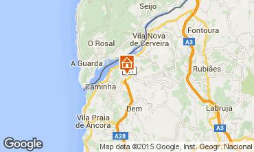Mapa Caminha Casa 72650