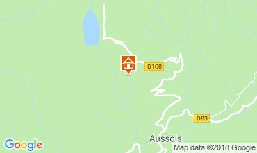 Mapa Aussois Chalet 91664