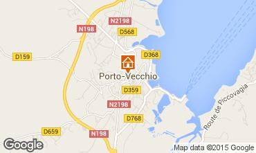 Mapa Porto Vecchio Apartamento 78206