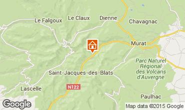 Mapa Le Lioran Estudio 88769