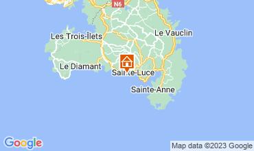 Mapa Sainte Luce Estudio 26400