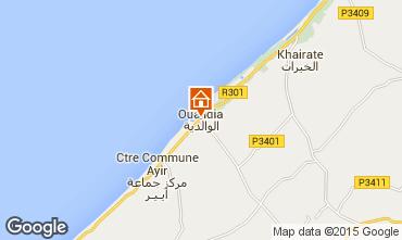 Mapa Oualidia Villa 72568
