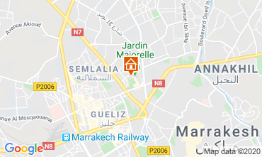 Mapa Marruecos Apartamento 70324