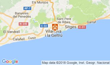 Mapa Barcelona Apartamento 114911