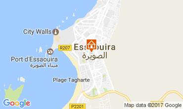 Mapa Essaouira Villa 107598