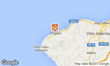 Mapa Tropea Apartamento 72629