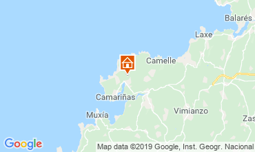 Mapa  Casa rural 86885