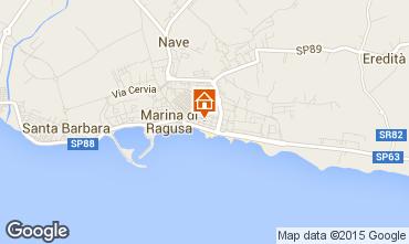 Mapa Marina di Ragusa Apartamento 94320