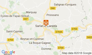 Mapa Sarlat Estudio 113167