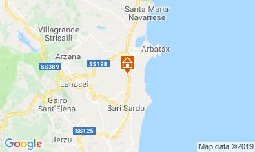Mapa Tortolì Mobil home 119763