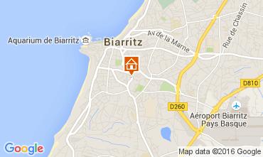 Mapa Biarritz Estudio 105462