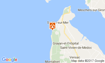 Mapa Soulac Casa 108736