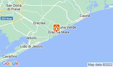 Mapa Eraclea Mare Apartamento 41513