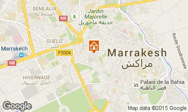 Mapa Marruecos Casa 41194