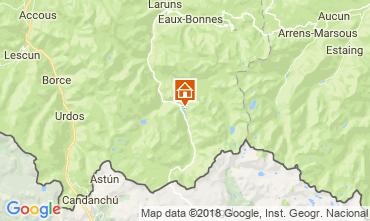 Mapa Artouste-Fabrèges Estudio 4786