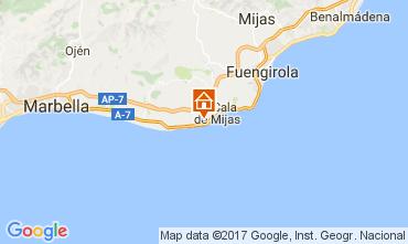Mapa Marbella Apartamento 109006