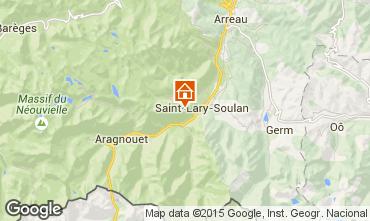 Mapa Saint Lary Soulan Estudio 4427