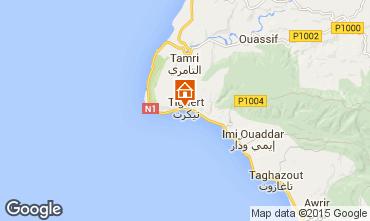 Mapa Agadir Apartamento 74424