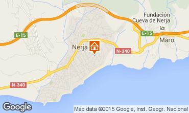 Mapa Nerja Villa 94582