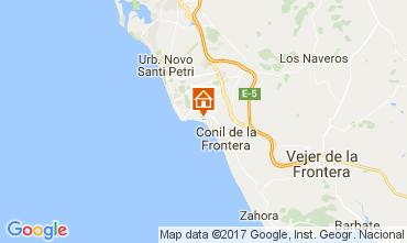 Mapa Barbate Villa 94536