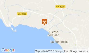 Mapa Conil de la Frontera Villa 94536
