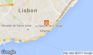 Mapa Lisboa Estudio 23997